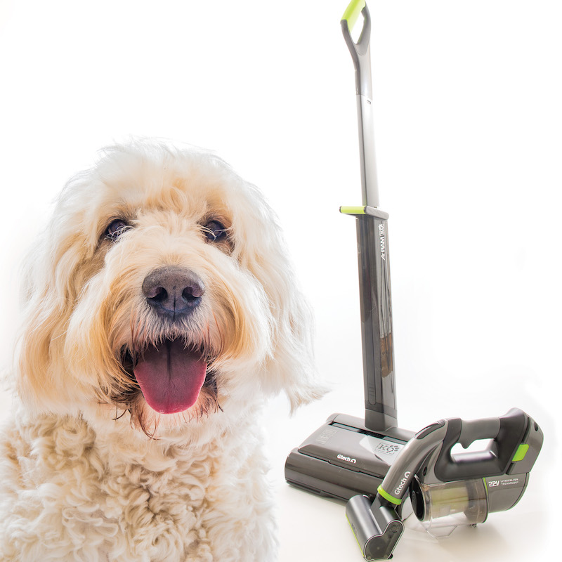 The ultimate dog test for vacuums -  Read our hair-raising report!