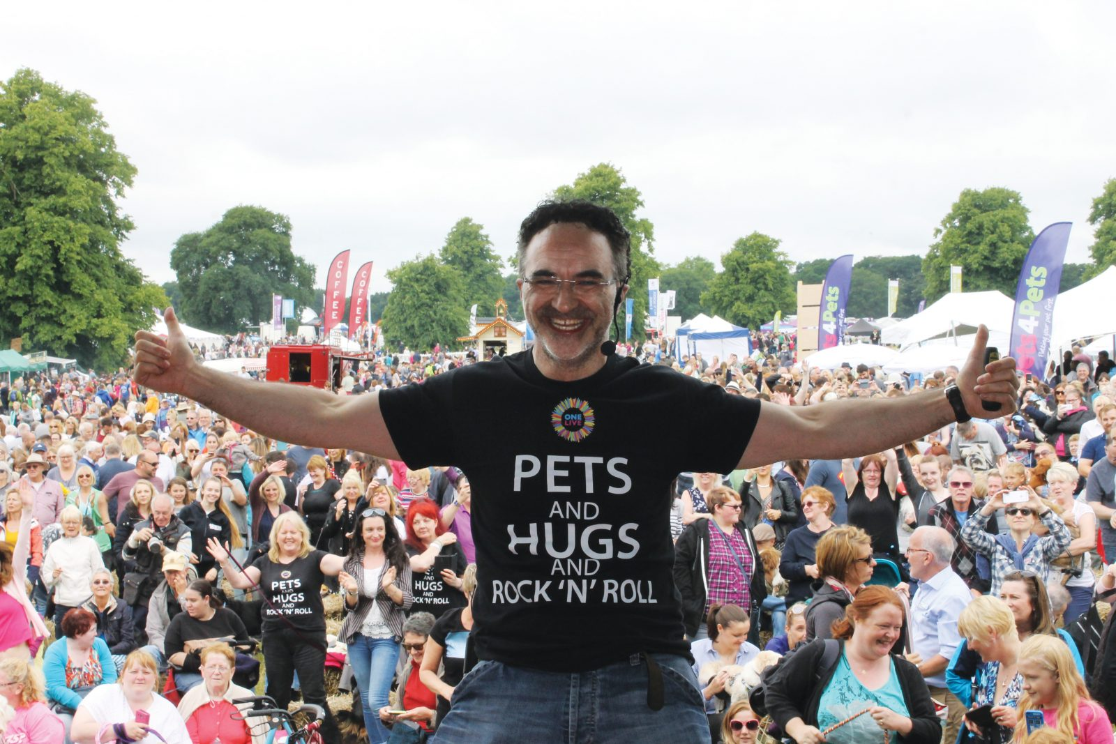 Festival fever at DogFest North