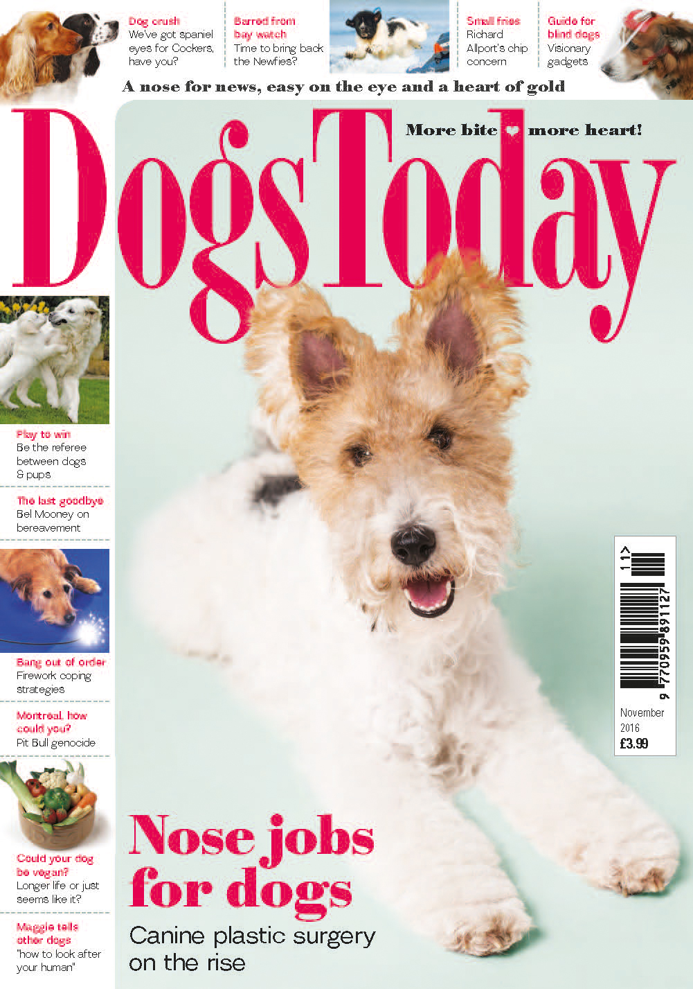 Dogs Today November 2016