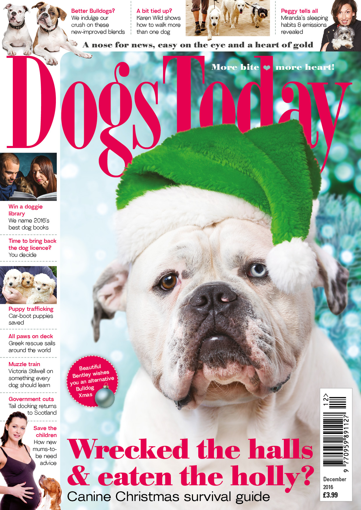Dogs Today Magazine - December 2016