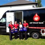 Pet blood bank mobile unit