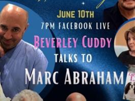 Beverley Cuddy talks to Marc Abraham