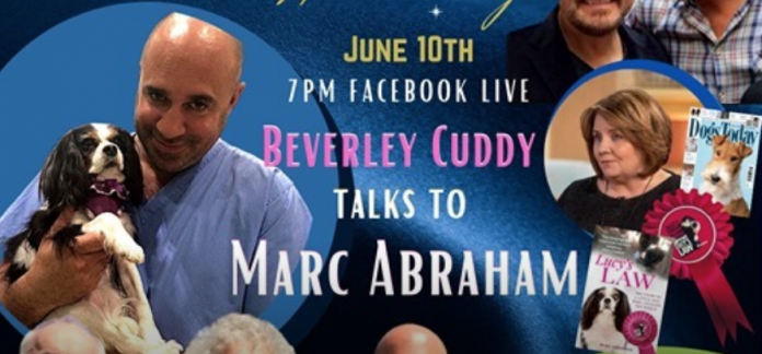 Beverley Cuddy talks to Marc Abraham