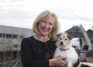 Claire Horton will leave Battersea at the end of January 2021