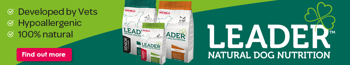 Leader Natural Dog Nutrition