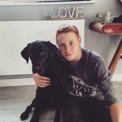 tom dean's missing dog Lola